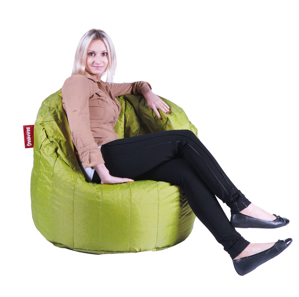 BEANBAG Chair green frog