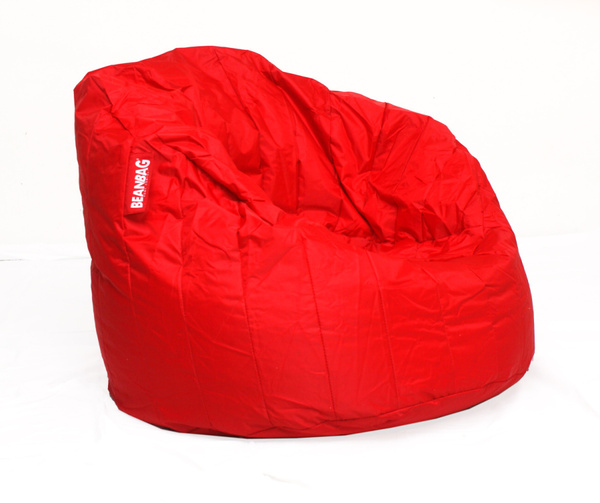 BEANBAG Chair scarlet rose