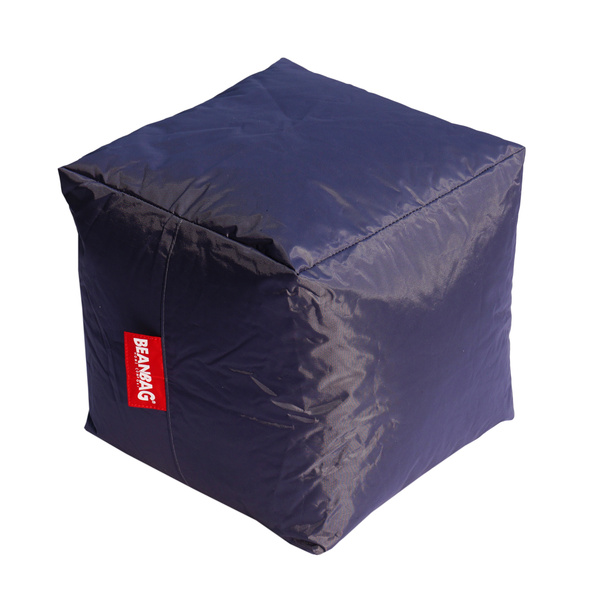 BEANBAG cube dark gray