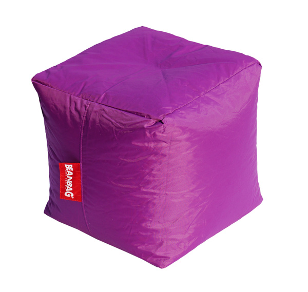 BEANBAG cube purple