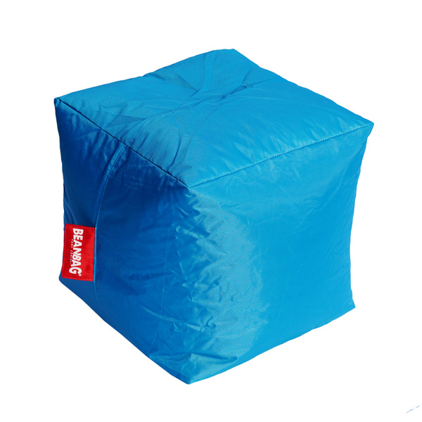 BEANBAG cube turquoise